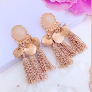 Jewelry - Dangling Earrings tassel